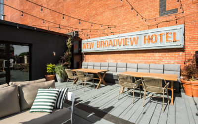 The Broadview Hotel