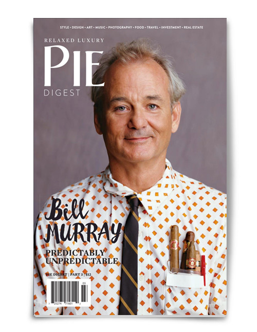 Pie Digest cover page