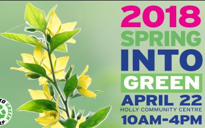 Spring into Green 2018