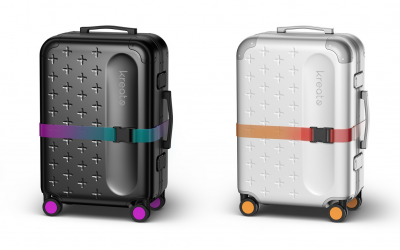 New Luggage and Backpack Collection from Karim Rashid