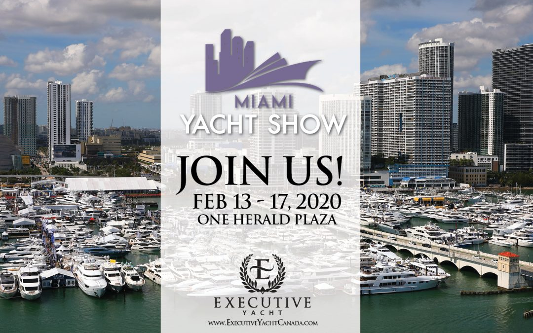 32nd Annual Miami Yacht Show