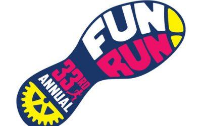 33rd Annual Rotary Fun Run and Walk