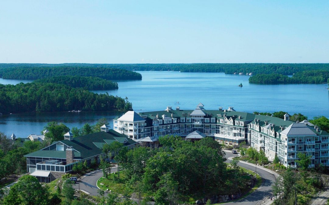 The First in Muskoka to Re-Open