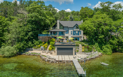 Magnificent, waterfront residence