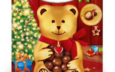 Four new festive treats from LINDT